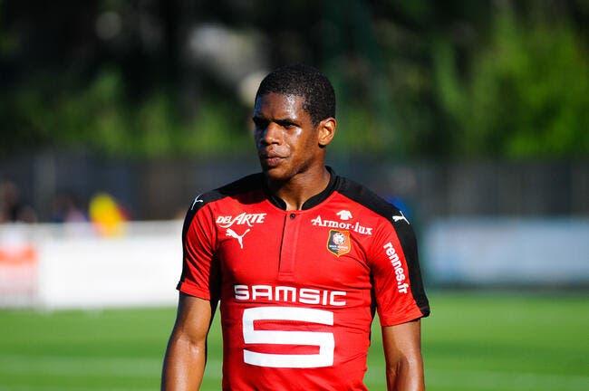 Officiel : Baal prolonge à Rennes jusqu'en 2019