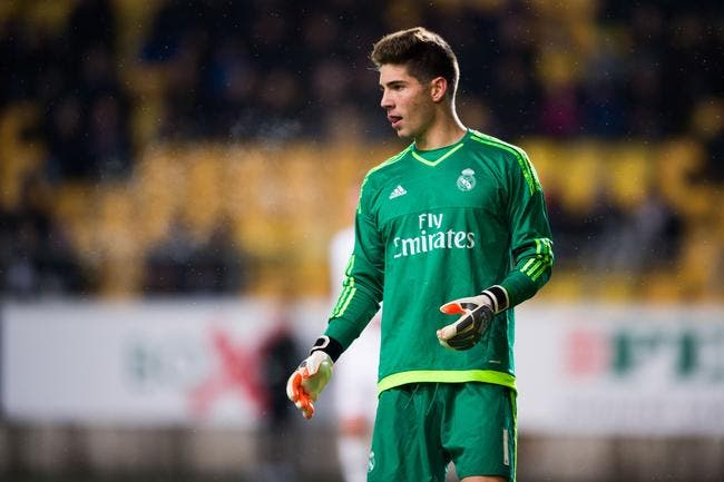 Vidéo : La grosse bévue de Luca Zidane en Youth League