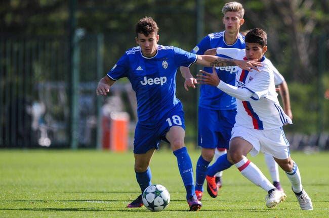 Youth League : L'OL signe un exploit face à la Juventus