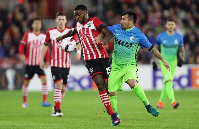 EL : Southampton - Inter Milan : 2-1
