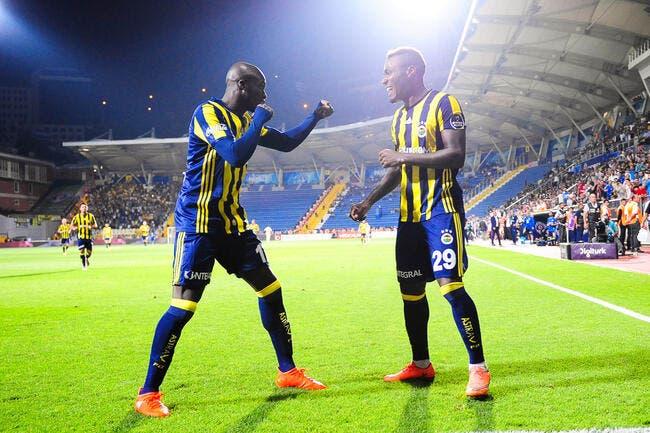 EL : Le but fou de Moussa Sow contre Manchester United