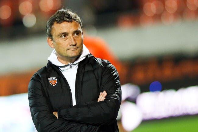 Lorient: Toujours pas d'entraineur, l'adjoint continue!
