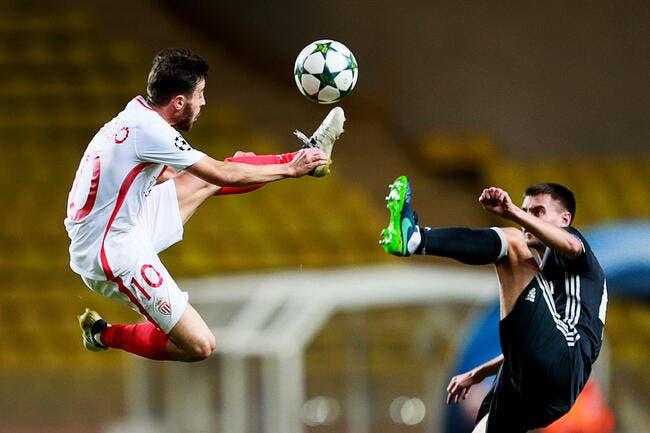 Monaco: Jardim recolle direct la pression sur ses joueurs