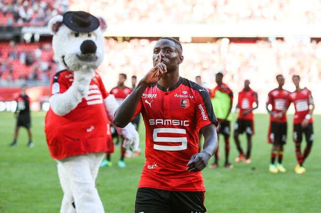 Rennes : Ntep prend rendez-vous avec un défenseur du PSG