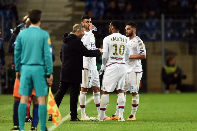 OL : La tactique ? Maintenant, on ne change plus !