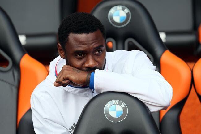 OL : Nkoulou toujours écarté pour Bastia