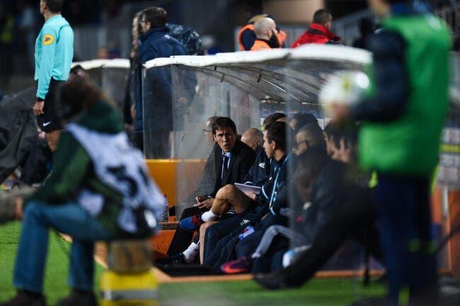 OM: Garcia avoue sa première erreur avec Marseille