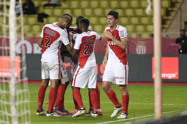 ASM : Monaco marque plus que le Barça, Jardim est tout fier