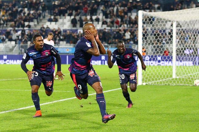 Bordeaux : Gourvennec congratule l'un de ses attaquants