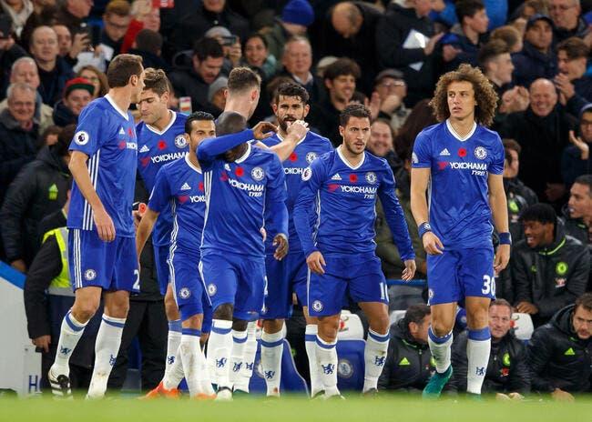 Chelsea - Everton : 5-0