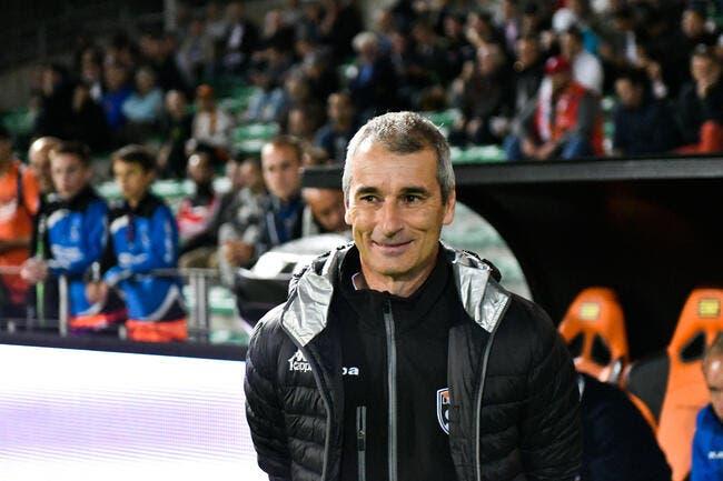 L2 : Laval «dispense Zanko de sa fonction d'entraîneur»