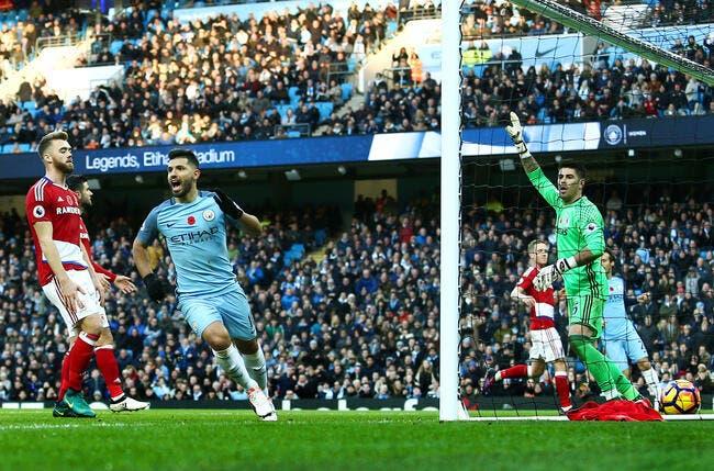 Man City - Middlesbrough : 1-1