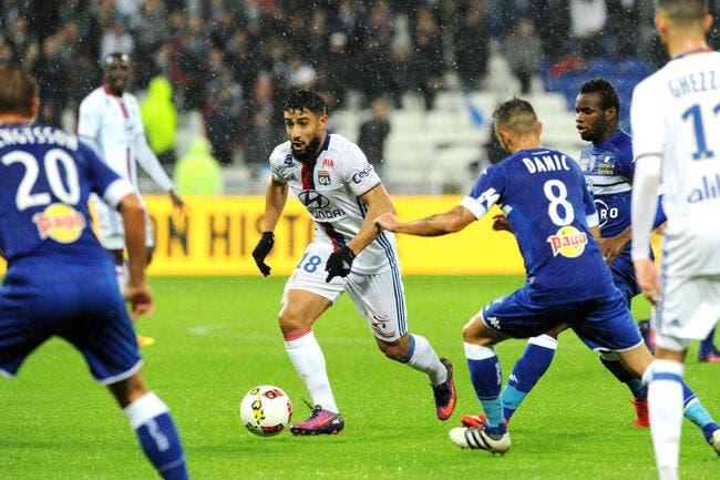 OL - Bastia : 2-1