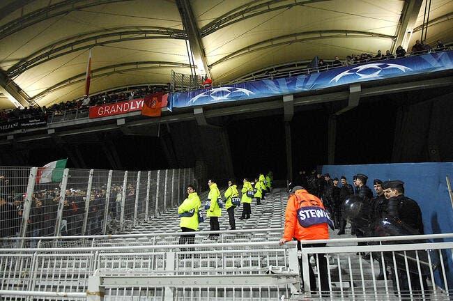 OL : Un violent incident entre supporters de Lyon et de Bastia
