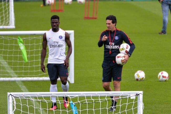 PSG : Emery nargue le Barça avec l'excellent Aurier