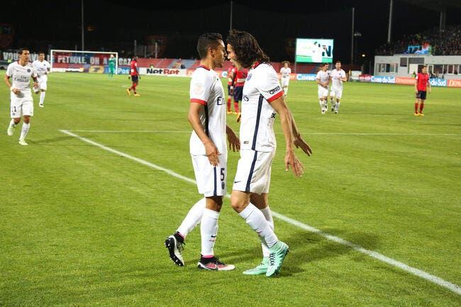PSG : Paris joue les prolongations avec Marquinhos et Cavani