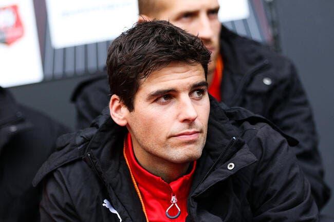 Rennes : Yoann Gourcuff de retour contre le PSG