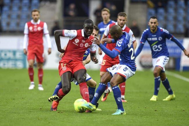 Strasbourg - Reims : 1-2