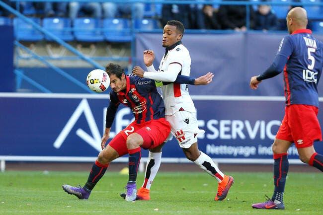 Caen – Nice 1-0