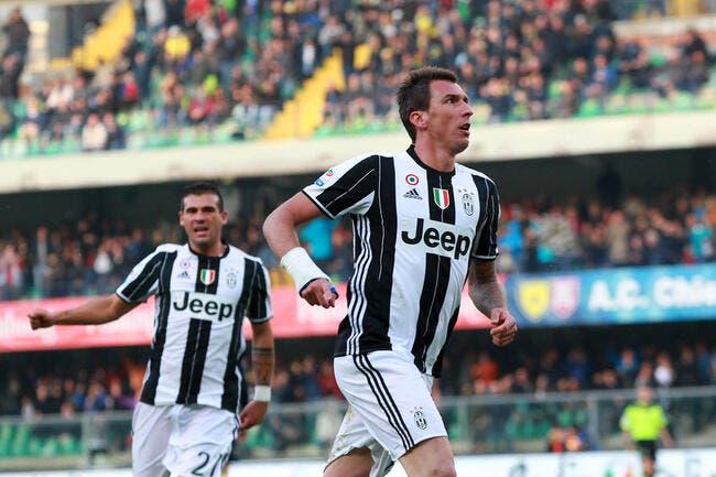 Chiévo Vérone - Juventus 1-2