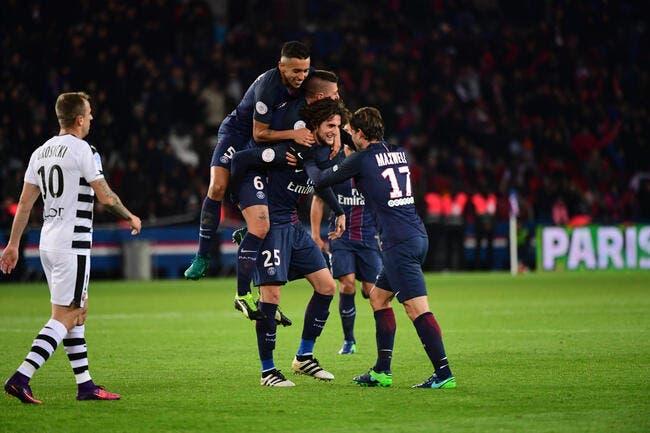 L1 : Le PSG balaye Rennes 4-0, et c'est très gentil
