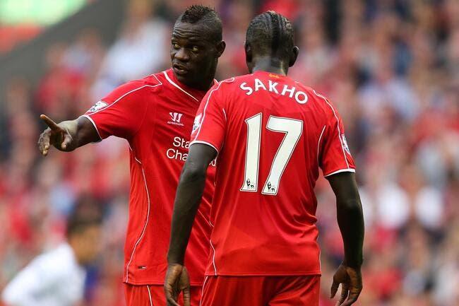 Mercato : Balotelli veut convaincre Mamadou Sakho de signer à Nice