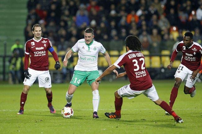 Metz – Saint-Etienne 0-0