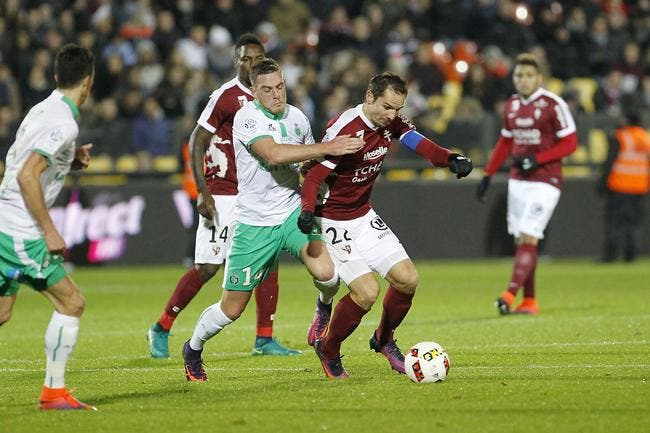 Metz : Un 0-0 à 11 contre 10, Hinschberger s'en satisfait pleinement