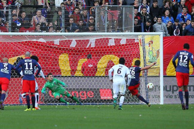 Nice n'est plus invaincu, Caen crée la sensation !