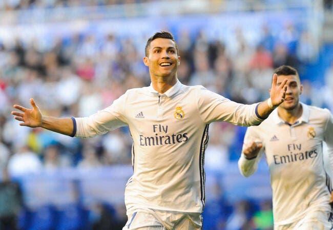 Officiel: Cristiano Ronaldo prolonge au Real Madrid!