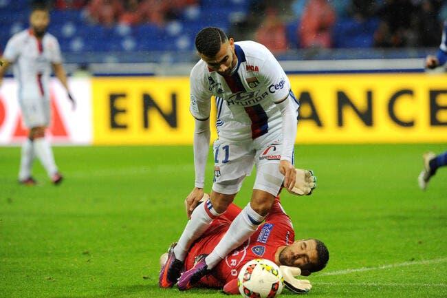 OL : Ghezzal au top...mais blessé ?