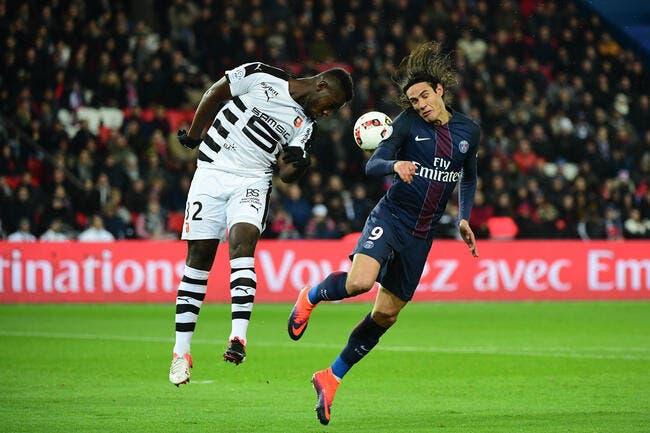PSG - Rennes : 4-0