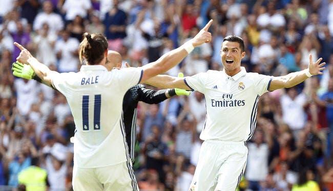 Real Madrid - Leganes : 3-0