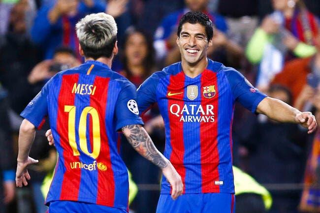 Séville - Barcelone : 1-2