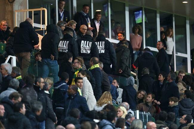 FCN : Nantes fera tout pour virer les « casseurs » de La Beaujoire
