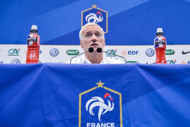 France : Evra titulaire à la place de Digne, Deschamps prépare le terrain