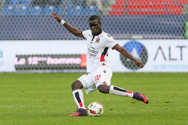 Officiel : Malang Sarr signe son premier contrat pro avec Nice