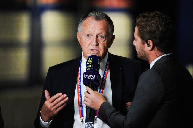 OL : Aulas face à Monaco, c'est «même pas peur»