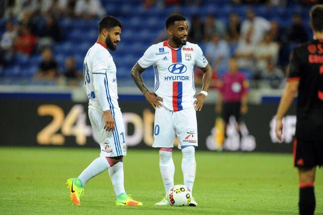 OL : Nabil Fekir joue trop perso, un problème en interne ?