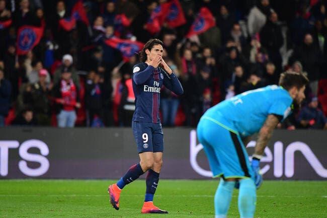 PSG : Cavani blessé, les dernières nouvelles signées Emery