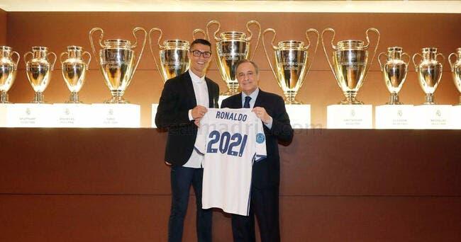 Real Madrid : Cristiano Ronaldo prolonge et parle d'un contrat jusqu'en 2026 !