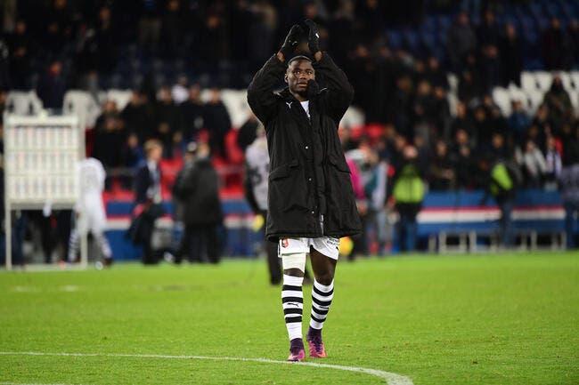 Rennes: Quand Ntep se voit bien avoir sa place au PSG