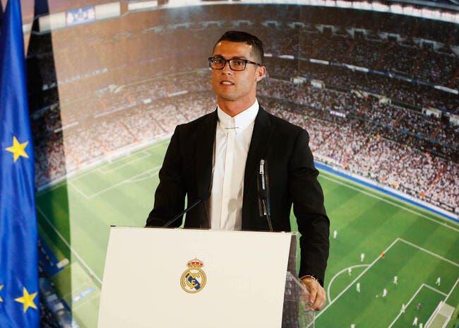 Cristiano Ronaldo a un énorme objectif avec le Real Madrid