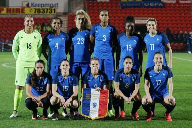 Euro 2017 Féminin : Tirage facile pour les Bleues
