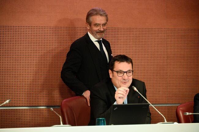 LFP : Frédéric Thiriez propose de revenir pour régler la crise !
