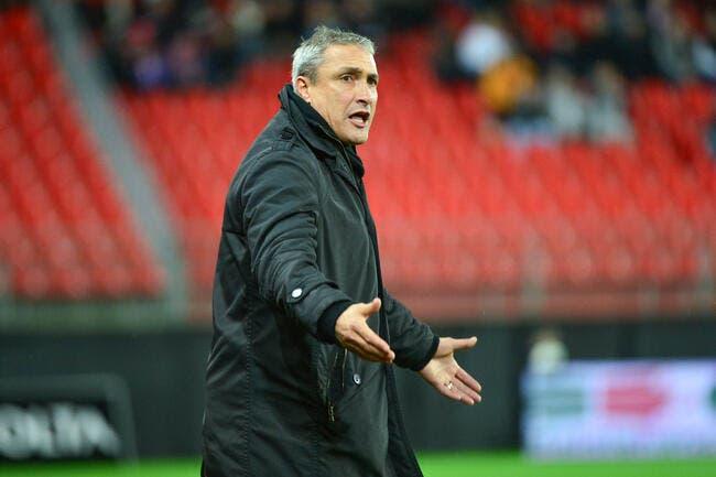 Officiel : Bernard Casoni entraîneur du FC Lorient