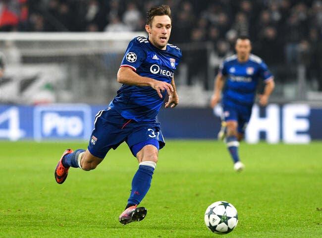OL: Rybus blessé au genou, rentre en urgence à Lyon