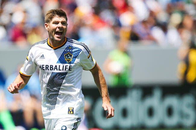 PSG : Steven Gerrard cherche un club en France !