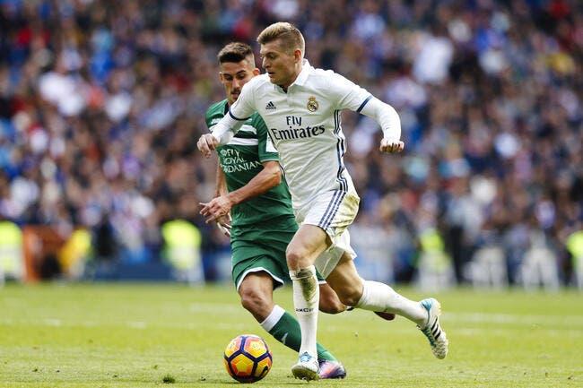 Real Madrid: Plusieurs mois d'absence pour Kroos