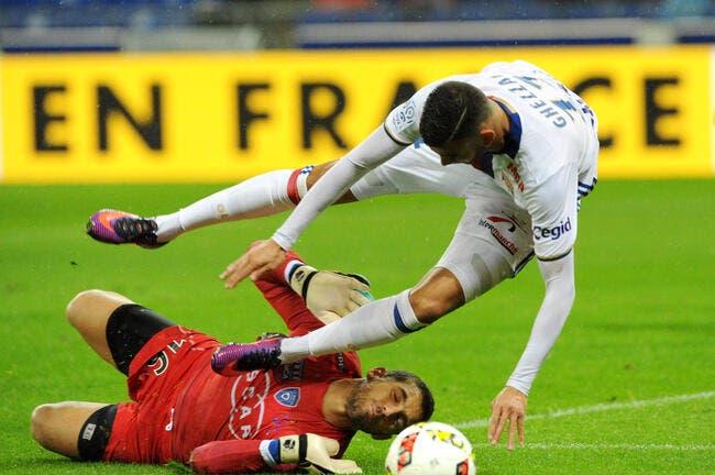 Discipline : 1 match ferme pour Cahuzac et Leca après OL-Bastia